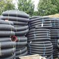 60mm perforated land drain coil x 50mtr